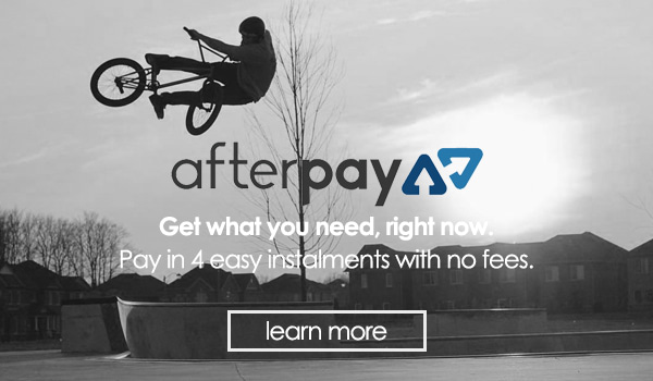 Afterpay on BMX Bikes