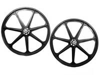 Skyway Tuff II 24 inch 7 Spoke Wheels