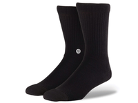 Stance Icon Athletic Socks Black