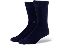 Stance Icon Athletic Socks Dark Navy