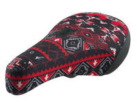 Stranger Native V2 Pivotal Seat / Black/Red Aztec