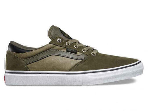 Vans Gilbert Crockett Shoes Ivy Green Aloe