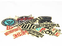 Wethepeople Sticker Pack (Large)