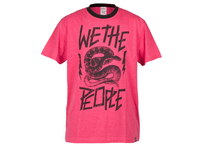 Wethepeople Snake T-Shirt Red