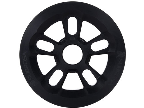 Subrosa Magnum Bash Sprocket / Black / 25T