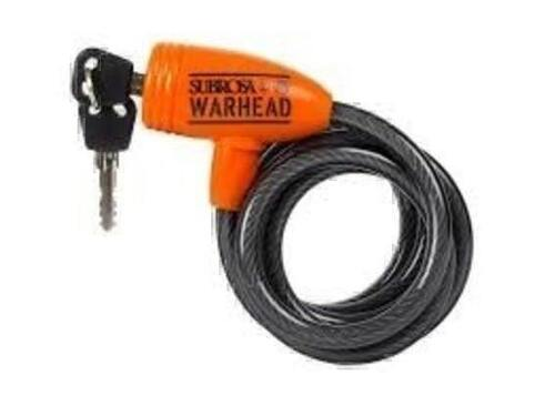 Subrosa Warhead XL Lock / Orange