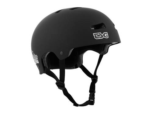 TSG Kraken Helmet Flat Black / Youth