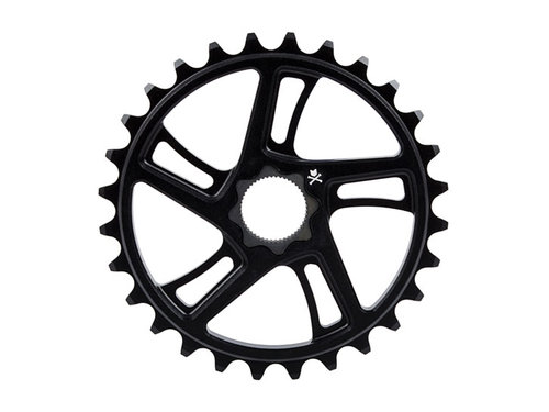 Mutiny Penta22 Spline Drive Sprocket / 25T / Black