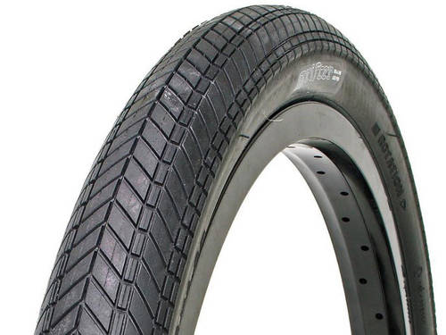 Maxxis Grifter Wire Bead Tyre / Black / 20x2.1