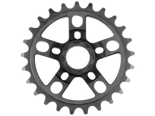 United Metro Spline Drive Sprocket / Black / 25T
