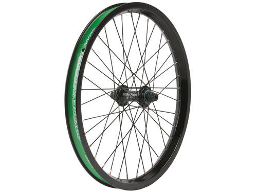 Odyssey A+ Front Wheel / Black