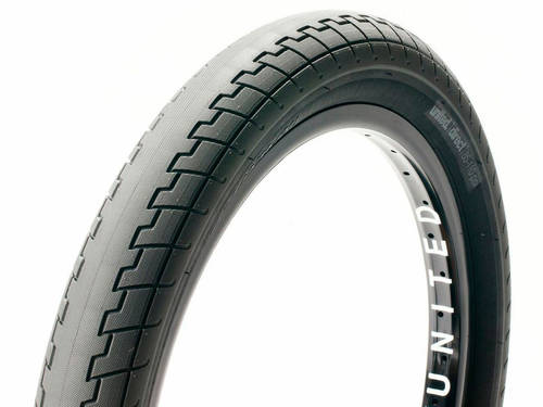 United Direct Grey/Black Tyre-20x2.4