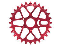 Odyssey Fang Bolt Drive Sprocket / Red / 30T Another view
