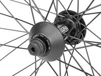 BSD Jersey Barrier Front Street Pro Push On Hub Guard / Black Another view