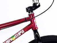 Colony Eclipse 24 Bike (2018) / 22TT Metal Red Another view