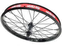 Division Tactical Front Wheel / Black Another view