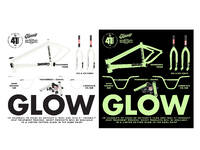 Odyssey R32 Limited Edition Glow In The Dark Forks Another view