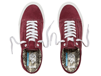 Vans Old Skool Pro Ray Barbee OG Burgundy Another view
