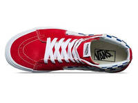 Vans BMX Checkerboard Sk8-Hi Another view