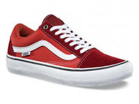 Vans Old Skool Pro Madder Brown/Cinnabar / US10 Another view