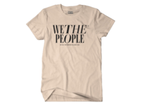 Wethepeople Series T-Shirt Another view