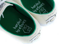 Jameson Vulc LS X Sheep White / White / US12 Another view