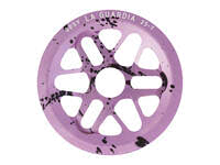 Odyssey La Guardia Bolt Drive Sprocket / Anodized Pink / 28T Another view