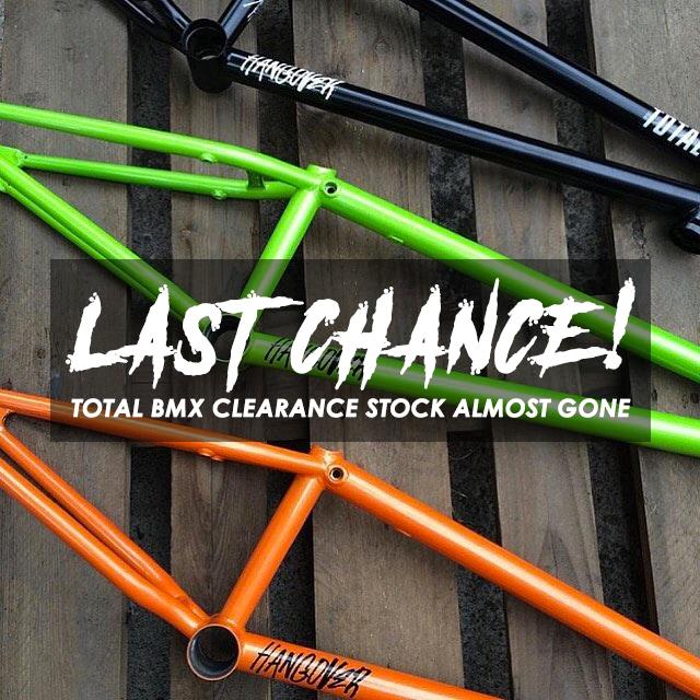 Total BMX sale