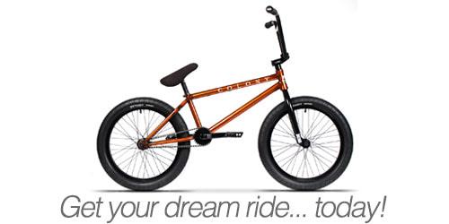 BMX Bikes Interest Free
