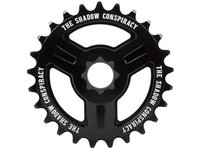 Shadow Conspiracy Motus 22mm Spline Drive Sprocket / Black / 28T
