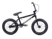 Cult Juvi 16 Bike (2021) / Flat Black