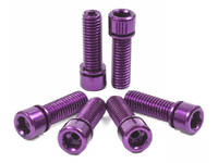 Shadow Conspiracy Hollow Stem Bolt Kit / Purple