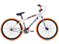 SE Bikes Blocks Flyer 26 Bike (2018) / 21.4TT White