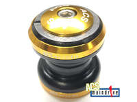 ACS Maindrive 1 Inch Steel Headset   / Gold