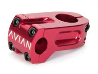 Avian Scorcher Front Load Stem 1-1/8in / Red / 55mm