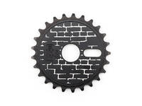 BSD Walla Sprocket / Black / 25T