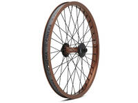 Cinema 333/ZX Front Wheel / Bronze / 10mm / 36h