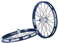 Colony Wasp Pintour Front Wheel / Polished