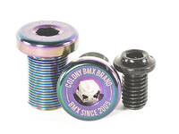 Colony Venator Crank Bolt Kit / Rainbow
