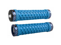ODI Vans Lock On Grips / Light Blue