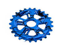 Division Force Sprocket / 28T / Black/Blue