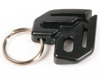 Eclat Key Chain Spoke Tool / Black