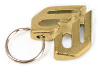 Eclat Key Chain Spoke Tool / Gold