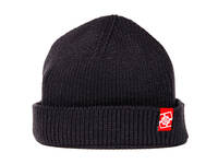 Fit Shorty Beanie / Charcoal
