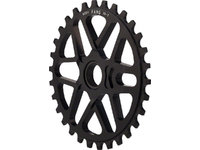Odyssey Fang Bolt Drive Sprocket / Black / 25T