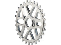 Odyssey Fang Bolt Drive Sprocket / Polished / 25T