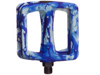 Odyssey Ltd Ed Twisted PC Pedals / Tie Dye Blue