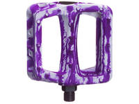 Odyssey Ltd Ed Twisted PC Pedals / Tie Dye Purple