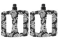 Odyssey Twisted PC Pro Ltd Ed Pedals / Monogram Black/White