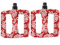 Odyssey Twisted PC Pro Ltd Ed Pedals / Monogram Red/White
